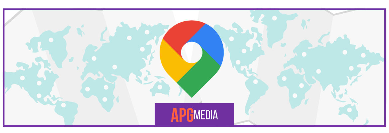 google maps gimtadienis
