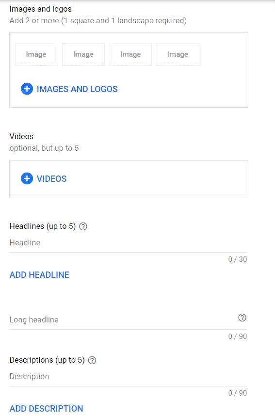 display ads, Kuriame įvaizdį internete pasitelkdami Display Ads