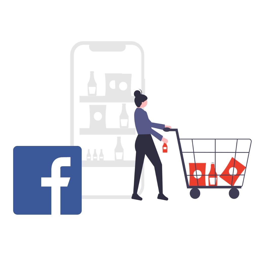 Facebook ir instagram reklama